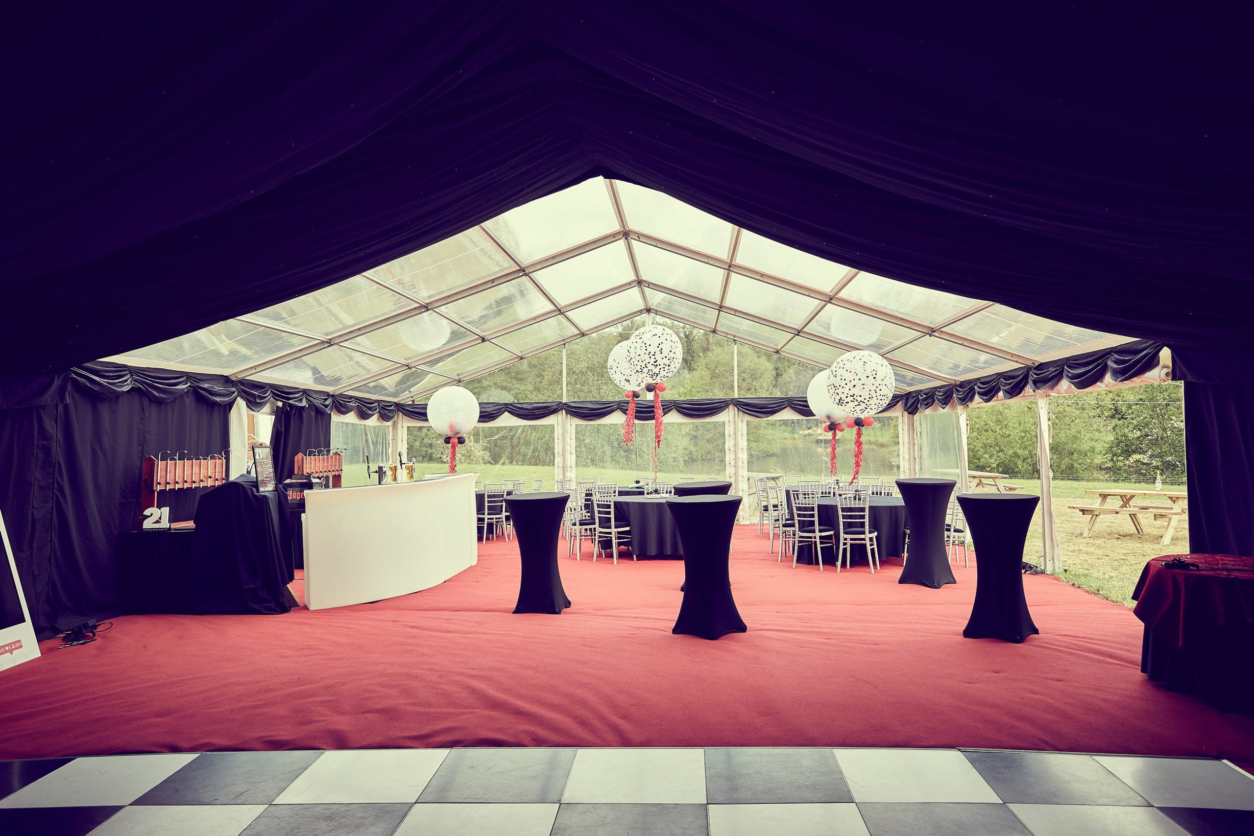 Party Marquee Hire Northampton