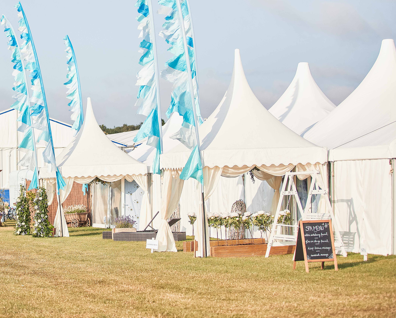 Corporate Marquees Northamptonshire