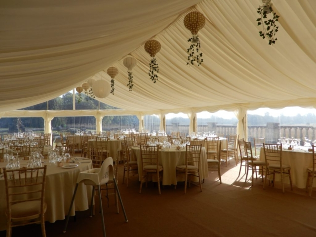 Wedding Marquee Hire Market Harborough