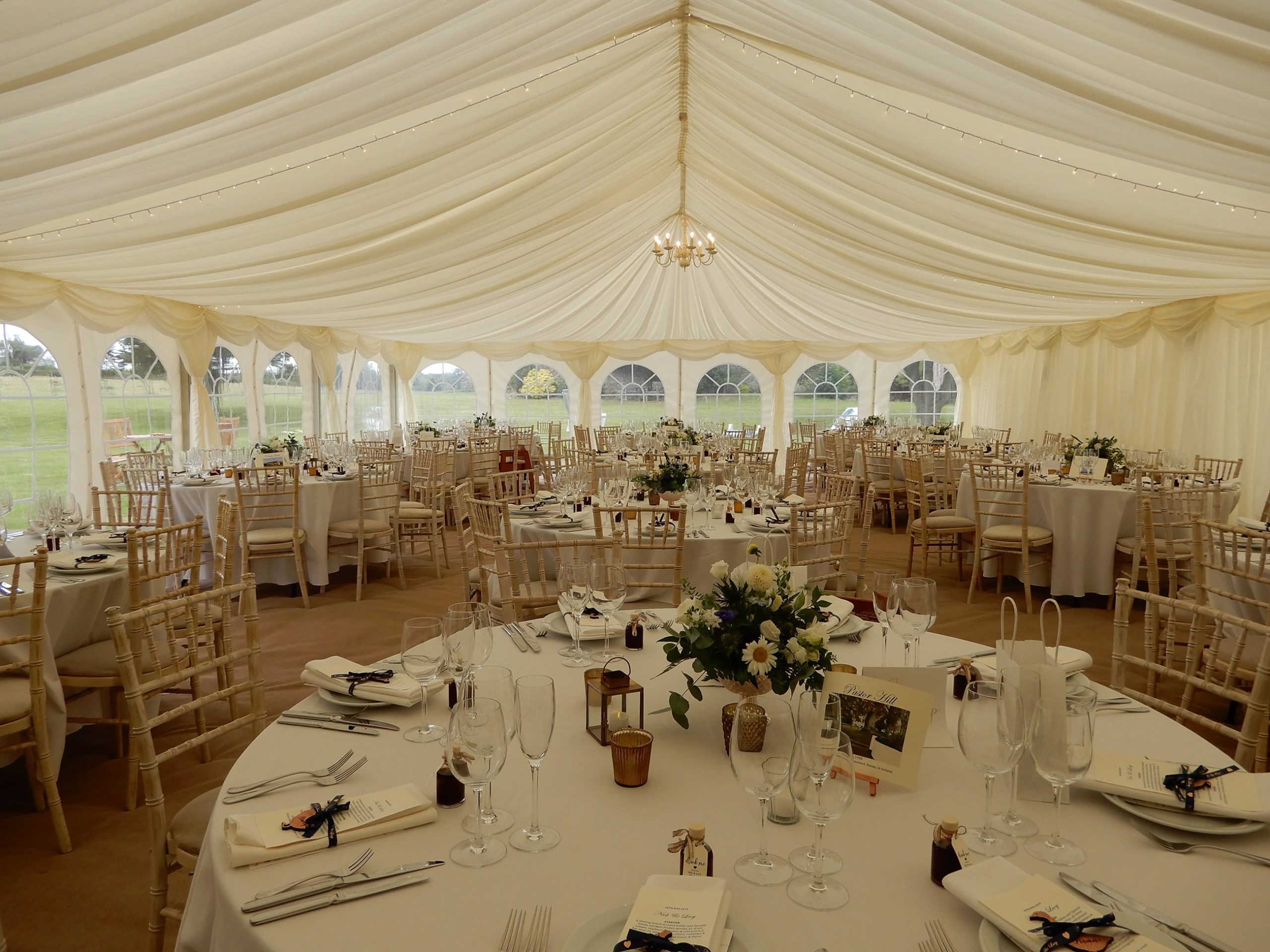 Wedding Marquee Hire Northampton